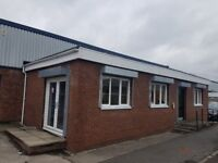 Offices with Yard Space to let - Rutherglen Glasgow