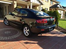 2006 Mazda Mazda3 Sedan Glenwood Blacktown Area Preview