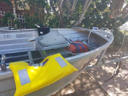 3.4 metre seajay excellent condition always garaged