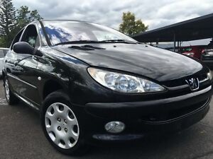 2005 Peugeot 206 Hatchback Yeerongpilly Brisbane South West Preview