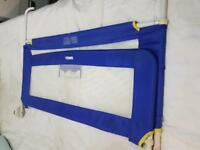 Child safety bed guard