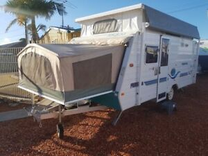 2004 Jayco Freedom Pop Top Expanda North St Marys Penrith Area Preview