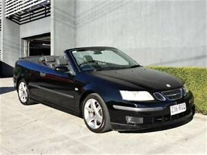 2003 Saab 9-3 LINEAR Automatic Convertible 119km Southport Gold Coast City Preview
