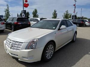 2012 Cadillac CTS AWD | REMOTE START | ON STAR | HEATED LEATHER