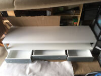 TV Console/coffee table and Nest of Tables
