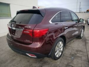2016 Acura MDX Elite Pack* Rear Camera, Sunroof, Leather*