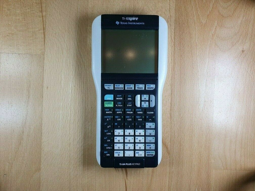 Grafischer Taschenrechner - TI-nspire mit TI-84 plus Keypad | Schulnutzung