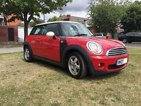 MINI ONE 1.6 PETROL 3 DOORS MANUAL RED 12 MONTHS MOT 2007(07) **2 OWNERS & FULL SERVICE HISTORY**