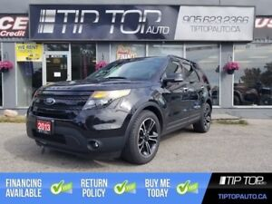 2013 Ford Explorer Sport ** AWD, Nav, Leather, 7 Passenger **