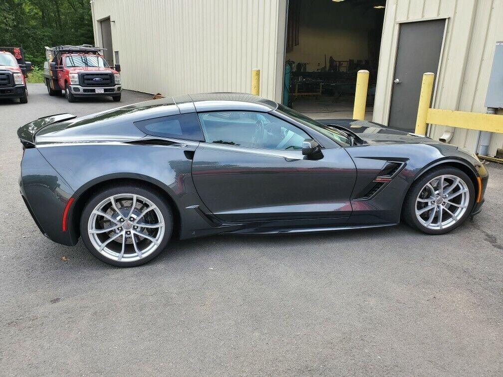 2019 Gray Chevrolet Corvette Grand Sport  | C7 Corvette Photo 1