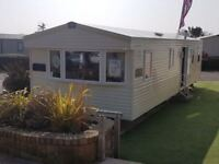 Cheap Static Caravan on the Berwick Coast, All inclusive with Exclusive Facilities and Historic Town