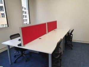 Office Desk. Pods of 2