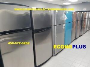 ECONOPLUS LIQUIDATION GRAND CHOIX DE REFRIGERATEURS INOX STANDARD A PARTIR DE 579.99$ TAXES INCLUSES