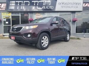 2011 Kia Sorento LX ** Remote Start, Bluetooth, Heated Seats **