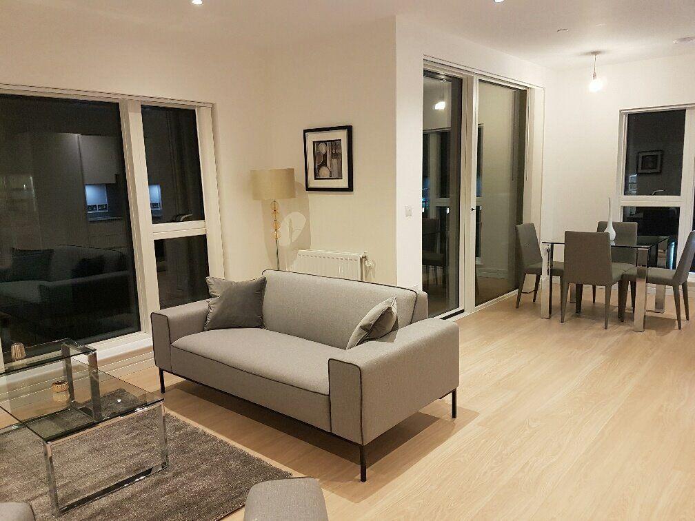 LUXURY NEW 1 BED MORELLO SANTINA CROYDON CRO WEST/EAST CROYDON SELHURST WADDON PURLEY WAY
