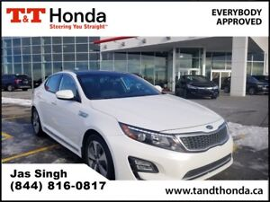 2014 Kia Optima Hybrid EX* One Owner, No Accidents, Heated Seats