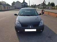 Renault Clio 2006 1.2 LTR **Only 48'000 Miles **