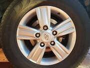 200 landcruiser rims Cambridge Area Preview