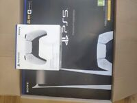 Sony PS5 PlayStation 5 DigitalEdition With Additional Controller.