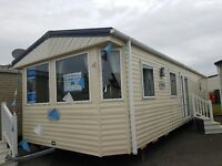 Cheap Wheelchair friendly caravan sited on stunning naze marine holiday park,no site fees until 2018
