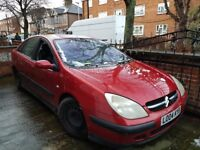 Citroen C5 2.0 Turbo Diesel Automatic 2004 (starts and drives perfect) very cheap auto gearbox
