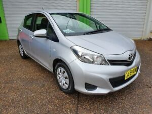 2014 Toyota Yaris YR NCP130R 1.3L 4 Cylinder Hatch - MANUAL Lambton Newcastle Area Preview