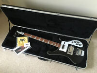 Rickenbacker 4003 Bass Guitar & RIC Case