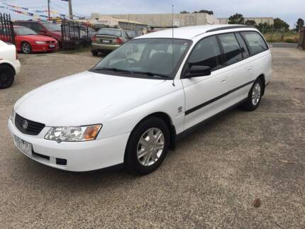 2003 Commodore Wagon - Finance or (*Rent-To-Own $32pw)
