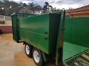 10x6 Mowing Ramp Trailer Wallan Mitchell Area Preview