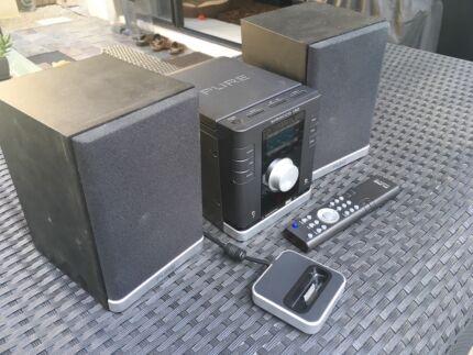 Pure Sirocco 150 Mini-Stereo System