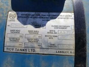 Tanks for Combustible Liquids Canada Preview