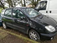 Renault Scenic 1.4 2003 (03) - Cheap Car - BEST OFFER TAKES IT