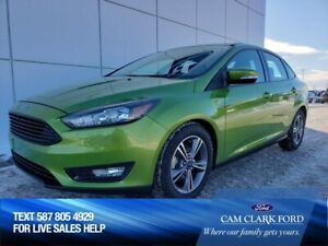 2018 Ford Focus SE 200A 1.0L Ecoboost with Winter Package