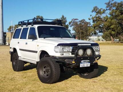 1995 Toyota LandCruiser Free Warranty!!! Kenwick Gosnells Area Preview