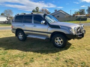 2004 Toyota Land Cruiser GXL (4x4) WAGON..100 SERIES Holbrook Greater Hume Area Preview
