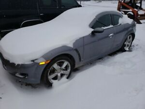 Mazda RX8, 6 speed manual, needs work