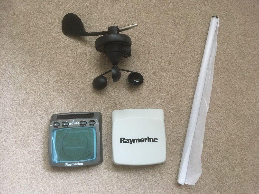 Raymarine T101-868 Wireless Multi-Wind System | in Dingwall, Highland |  Gumtree