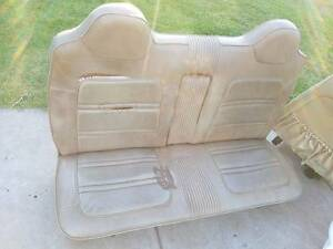 chrysler vh valiant ranger xl bench seat Greenwith Tea Tree Gully Area Preview