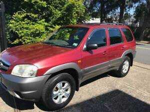 2004 Mazda Tribute CLASSIC Automatic SUV Botany Botany Bay Area Preview