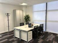 Single Desk Rental in common office