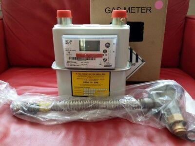 New Set Flonidan Uniflo 4gszv Smart Gas Meter Zigbeeelster J42 Meter Regulator