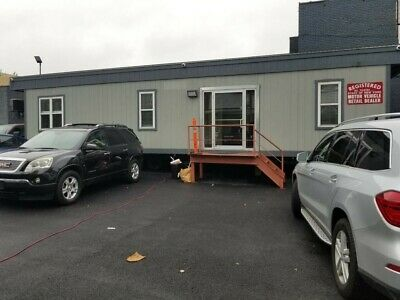 42 X 14 Modspace 2014 Mobile Office Trailer Construction Sales Used