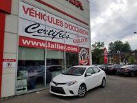 2015 Toyota Corolla CE***CAMÉRA***16''SIÈGES CHAUFFANTS*** City of Montréal Greater Montréal Preview