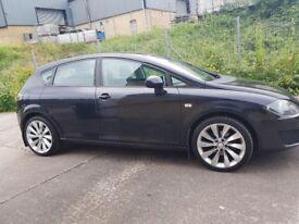 Black Seat Leon 1.9 TDI