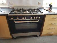 KENWOOD Gas Range Cooker - Black- MODEL CK305G