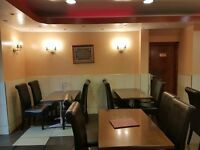 Restaurant for sale ( 2Units) with studio flat