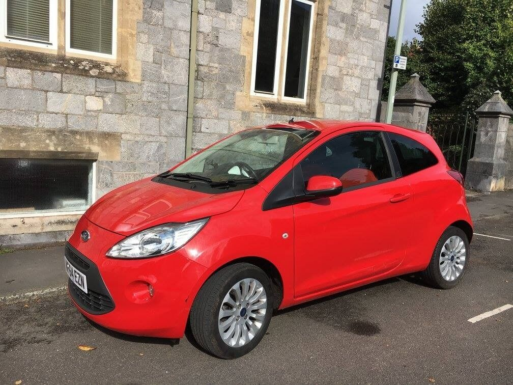 Ford KA Zetec 1.2, Immaculate condition, Low mileage