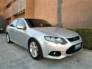 2012 Ford Falcon XR6 Automatic Sedan Eco LPI LPG Southport Gold Coast City Preview