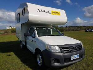Toyota Hi-Lux 2 Berth Motorhome Launceston Launceston Area Preview