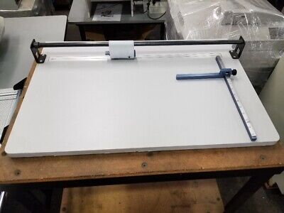 Wizer Score Ii W635 Perforating Table 25 Machine - Used